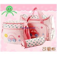 6 in 1 Multi-functional Portable Travel Large-Capacity Mother Mama Bag