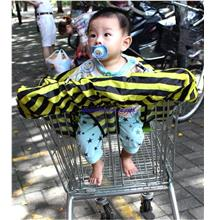 Shopping Cart Troller Baby Safety Protection Prevent Dirty Cover