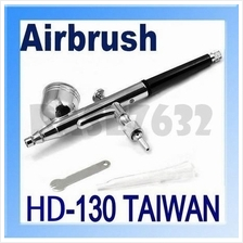 HD-130 Airbrush Spray Gun 0.3mm  Needle Nail Art Tool Air Brush 1210.1