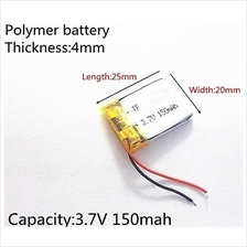 3.7v 150mAH Lipo Battery Lithium Polymer for Mini RC Quadcopter Drone Toy