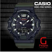 CASIO HDC-700-3A ANALOG DIGITAL WATCH ☑ORIGINAL☑