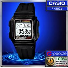 CASIO F-201WA-1A DIGITAL WATCH ☑ORIGINAL☑