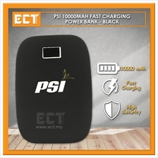 PSI 10000MAH Fast Charging Power Bank - Colour Option