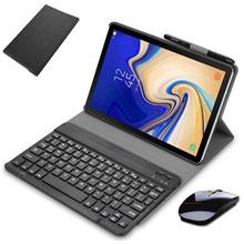 Samsung Galaxy Tab A S4 10.5 Bluetooth Keyboard Case Casing Cover
