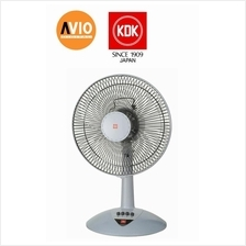 KDK KB-304 304 Table Fan 12' 12 inch 3 Speed