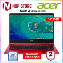 "Acer Swift 3 SF314-55-5699 14 "" FHD IPS Laptop Lava Red"