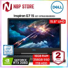 "Dell Inspiron G7 15 G7-97116G2060SSD 15.6 "" FHD 144Hz IPS Gaming Laptop"