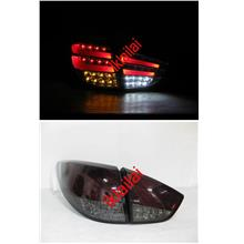 Hyundai Tucson `10 IX35 Tail Lamp Full LED [Red/Smoke]