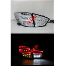 Hyundai Tucson `10 IX35 Tail Lamp Full LED [Clear]