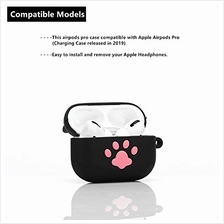 [From USA]ZAHIUS Airpods Pro Silicone Case Funny Cover Compatible for Apple Ai