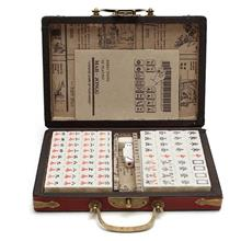 Chinese Numbered Mahjong Set (Aly1979650)