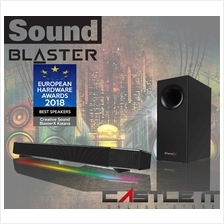 CREATIVE BlasterX Katana Gaming Soundbar Multi-channel