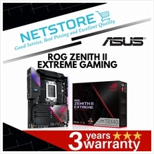ASUS ROG Zenith II Extreme AMD TRX40 E-ATX Motherboard