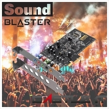 CREATIVE PCIe SOUND CARD AUDIGY FX AMPILIFIER Audigy SB1570