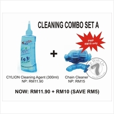 Chain Cleaning Combo Set from RM21.90/set