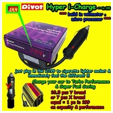 Pivot i-Charge Jimat Minyak POWER Booster FUEL Saver Petrol Diesel NGV..