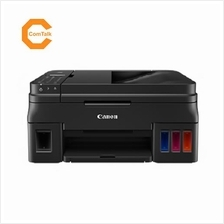 Canon PIXMA G4010 Refillable Ink Tank Wireless All-In-One with Fax Pri