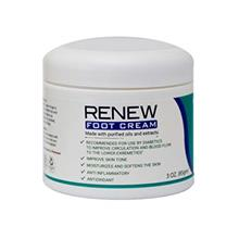 [From USA]Renew Foot Cream for Diabetics - Revitalize Dry Cracked Feet  &
