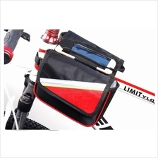 Bicycle Front Touch Screen Phone Bag Bicycle Front Bag Cycling Mobile