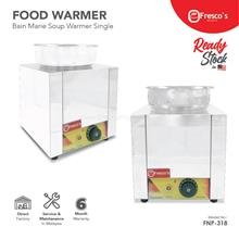 Bain Marie Soup Warmer Single