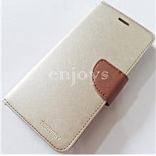 "MERCURY Fancy Diary Case Flip Cover for Huawei Y7 Prime (5.5"")"