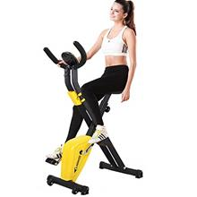 [Free shipping]pooboo Folding Exercise Bike