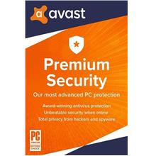 Avast Premium Internet Security 2021 - 1 Year 10 PC Windows 7 8 10