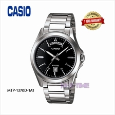 100% CASIO ORIGINAL MTP-1370D-1A1V MEN WATCH MTP-1370D-1A1 MTP-1370D