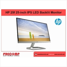 HP 25f 25-inch IPS LED Backlit Monitor (3AL43AA)