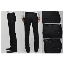 SALE! D.HOMME LUXURY CRYSTAL BUTTONED STYLISH TROUSERS/PANTS
