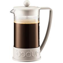 Bodum Brazil French Press Coffee Maker 8-Cup White - 10938-913