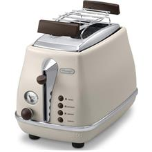 DeLonghi 2 Slices Toaster - CTOV-2103.BG)