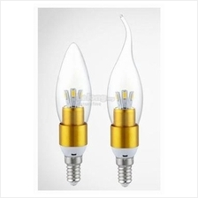 LED Candle Bulb 3W / 5W / 7W E14 (Warm White / Day Light)