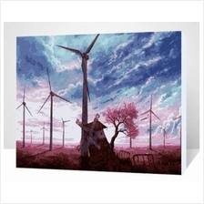 DIY Oil Painting In Number 40*50cm (Code : P172)