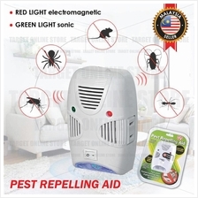 Insect Repellent Bug Control Pest Repelling Aid Home Rodent Cockroach