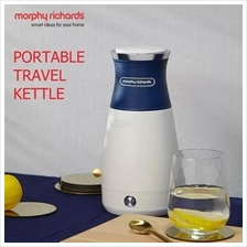 Morphy Richards 304 SUS Portable Electric Kettle 400ml Water Travel