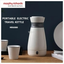 Morphy Richards 316 SUS Portable Electric Kettle 500ml Thermos Travel