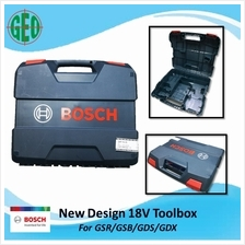 Bosch 18V Toolbox Carrying Case For GSR / GSB / GDS / GDR / GDX