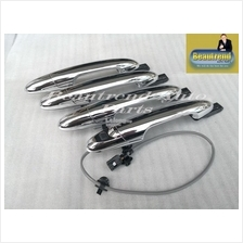 Daihatsu Perodua Myvi 2018 - Bezza Axia Door Chrome Handle Set