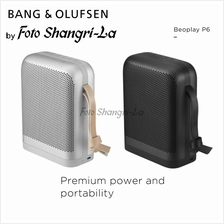 Bang  & Olufsen B &O Beoplay P6 Portable Bluetooth Speaker