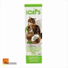 iCats Cat Supplement With Extra Virgin Coconut Oil