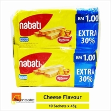 Richeese Nabati  45g x 10's ( Buy 6 pkt Free Delivery)