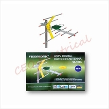 VA-102A VISIONSONIC OUTDOOR DIGITAL TV ANTENNA