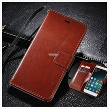 OPPO Mirror 5 5S A51 A51F Flip PU Leather Card Slot Case Cover Casing