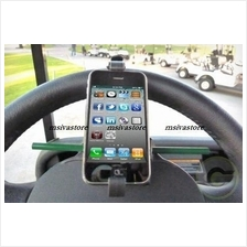 Car Steering Wheel Mobile Retractable Phone Smart Clip Holder