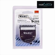 Wahl B-205 High Technology 2 Hole Stainless Steel Chrome Blade