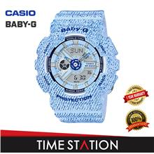 CASIO BABY-G BA-110DC-2A3 | ANALOG-DIGITAL WATCHES
