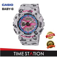 CASIO BABY-G BA-110FL-8A | ANALOG-DIGITAL WATCHES