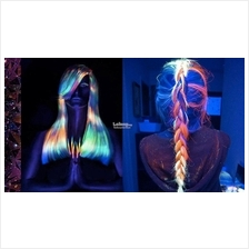 Hair,Face,Body Paint,Glow In The Dark,Arts,Design,Party,Night Events