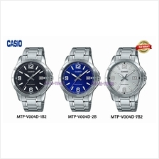 100% CASIO ORIGINAL MTP-V004D-7B2 MTP-V004D-1B2 MTP-V004D-2B MEN WATCH